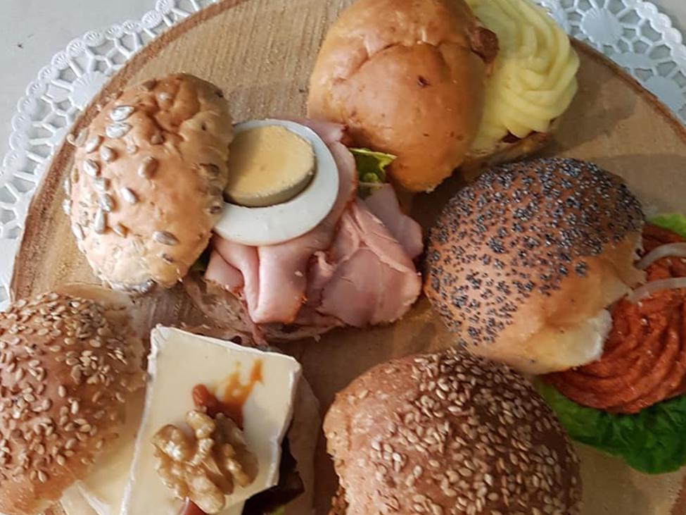 Luxe broodjes catering Achterhoek