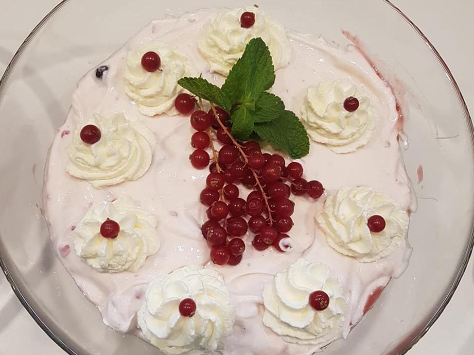 Kerst catering desserts Achterhoek
